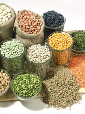 DALS AND PULSES